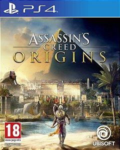 Assassin's Creed Origins PS4 PSN Mídia Digital