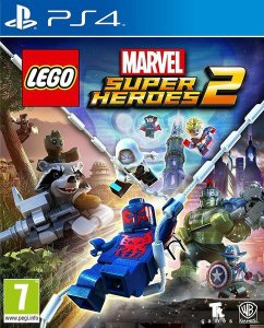 LEGO® Marvel Super Heroes 2 PS4 PSN Mídia Digital