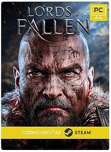 Lords Of The Fallen PC Steam Código de Resgate digital