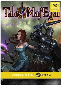Tales Of Maj'eyal Steam Código De Resgate Digital