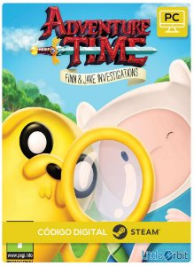 Adventure Time: Finn & Jake Investig Steam PC Código De Resgate digital