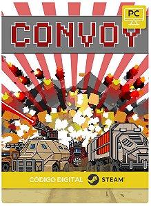 Convoy Steam Código De Resgate Digital