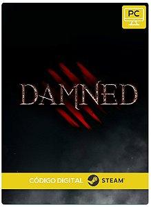 Damned Steam Código De Resgate Digital