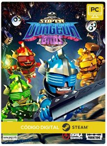 Super Dungeon Bros Steam Código De Resgate Digital