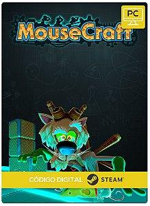 Mousecraft Steam Código De Resgate Digital