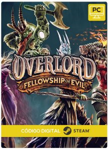Overlord Fellowship Of Evil PC Steam Código De Resgate Digital