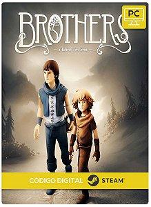 Brothers: A Tale Of Two Sons Steam Código De Resgate Digital