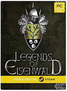 Legends Of Eisenwald Pc Steam Código De Resgate Digital