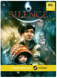 Silence Steam Código De Resgate Digital