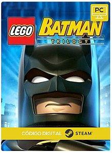 Lego Batman Trilogy Steam Código De Resgate Digital