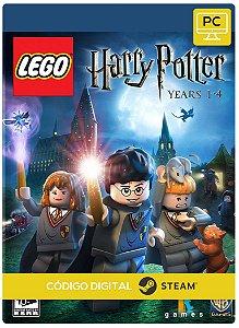 Lego Harry Potter Years 1-4 Steam Código De Resgate Digital