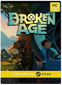 Broken Age Steam Código De Resgate Digital