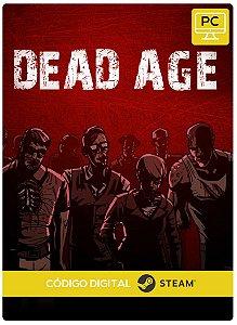 Dead Age Pc Steam Código De Resgate Digital