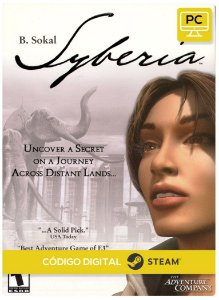 Syberia Steam Código De Resgate Digital