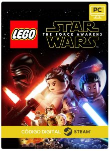 Lego Star Wars: The Force Awakens Steam Código de Resgate Digital