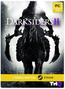 Darksiders Ii Steam Código De Resgate Digital