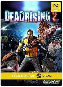Dead Rising 2 Steam Código De Resgate Digital