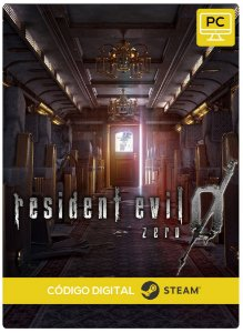 Resident Evil 0 Hd Remaster Steam Código De Resgate Digital