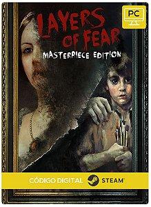 Layers Of Fear: Masterpiece Edition Steam Código de Resgate Digital