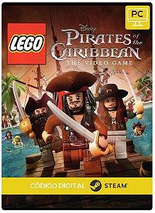 Lego Pirates Of The Caribbean Steam Código De Resgate Digital