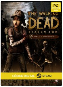 The Walking Dead: Season 2 Steam Código De Resgate Digital