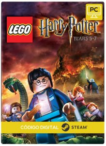 Lego Harry Potter: Years 5-7 Steam Código De Resgate Digital