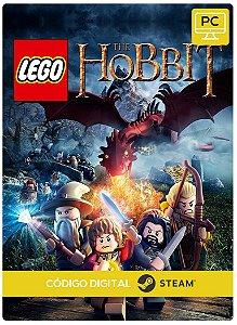 Lego The Hobbit Steam Código De Resgate Digital