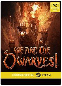We Are The Dwarves Steam Código de Resgate Digital