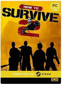 How To Survive 2 Steam Código De Resgate Digital