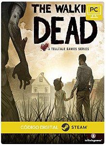 The Walking Dead Pc Steam Código de resgate Digital
