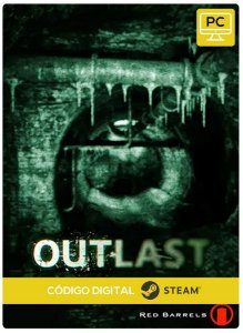 Outlast Steam Código De Resgate Digital