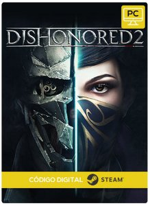 Dishonored 2 Steam Pc Código De Resgate Digital