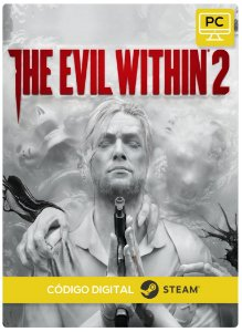 The Evil Within 2 Pc Steam Código De Resgate Digital