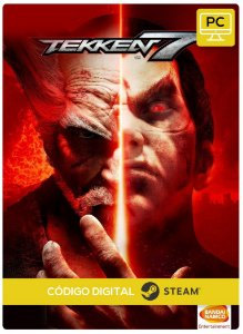 Tekken 7 Pc Steam Código De Resgate Digital
