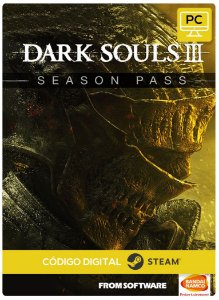 Dark Souls 3 Season Pass Steam Pc Código De Resgate Digital
