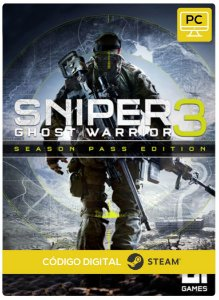 Sniper Ghost Warrior 3 Season Pass Edition Código De Resgate Digital