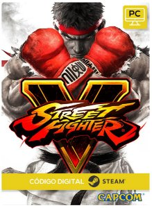 Street Fighter V Pc Steam Código De Resgate Digital
