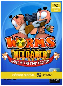 Worms Reloaded Goty Edition Steam Pc Código De Resgate Digital