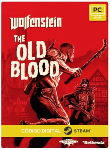 Wolfenstein The Old Blood Steam Pc Código De Resgate Digital