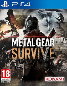 Metal Gear Survive  PS4 PSN Mídia Digital