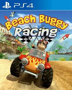 Beach Buggy Racing PS4 PSN Mídia Digital
