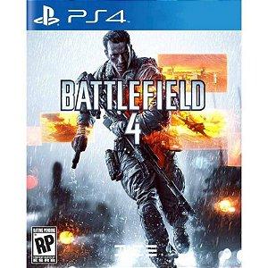 Battlefield 4 PS4 PSN Mídia Digital