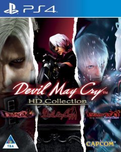 Devil May Cry HD Collection PS4 PSN Mídia Digital