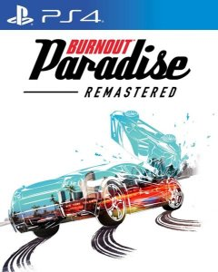 Burnout Paradise Remastered PS4 PSN Mídia Digital