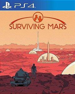 Surviving Mars PS4 PSN Mídia Digital