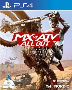 MX vs ATV All Out  PS4 PSN Mídia Digital