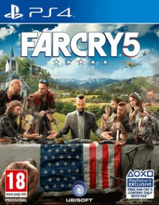 FAR CRY 5  PS4 PSN Mídia Digital