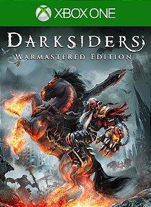 Darksiders Warmastered Edition Xbox One Código de Resgate 25 Dígitos