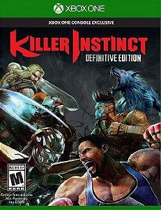 Killer Instinct Definitive Editio Xbox One Código de Resgate 25 Dígitos