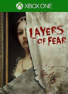 Layers Of Fear Xbox One Código de Resgate 25 Dígitos